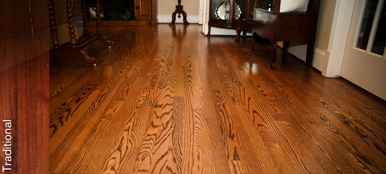 Red Oak Flooring – Hardwood Floors
